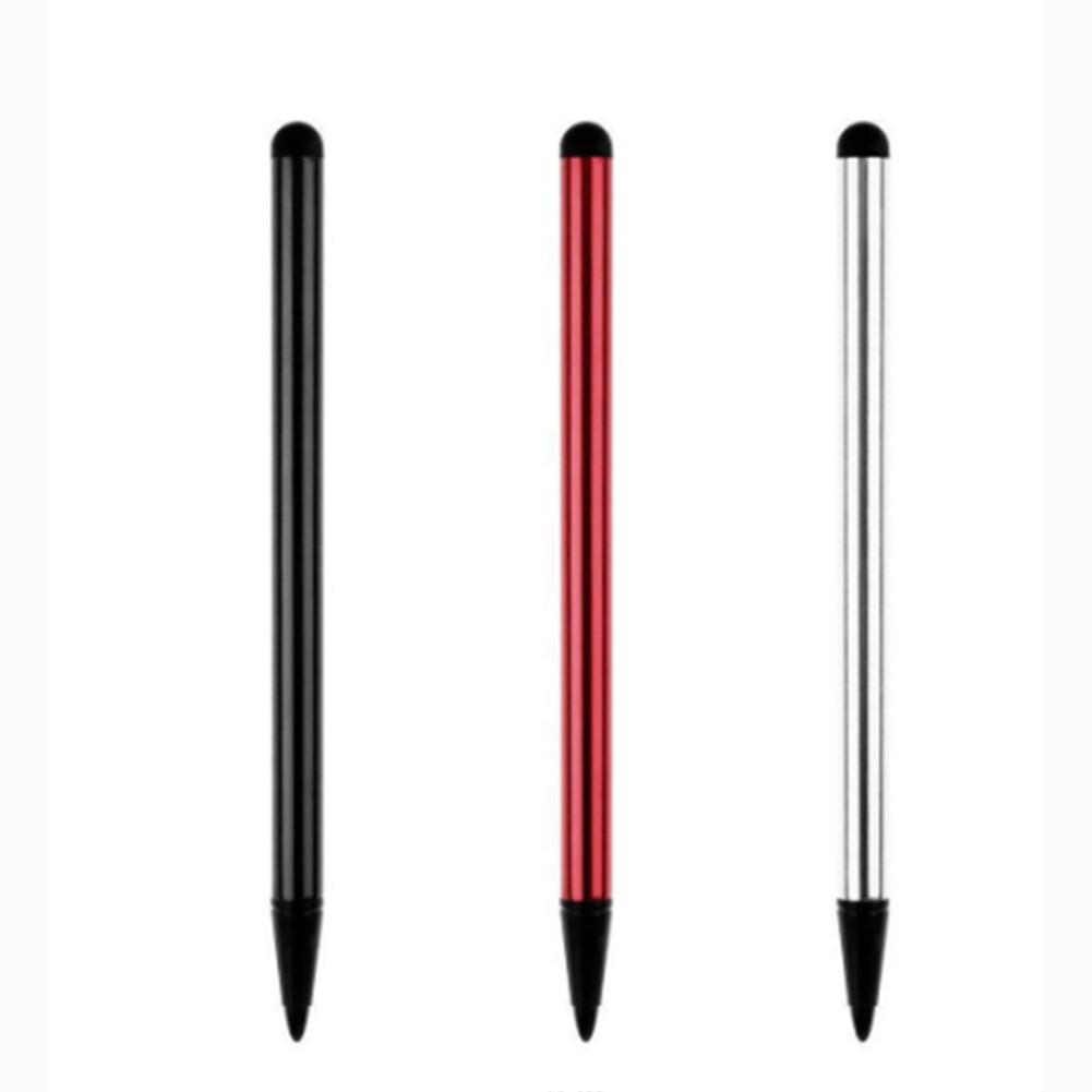 3Pcs Stylus Pen Universal Touch Screen Pen For IPhone IPad Samsung Tablet PC Dual Function Stylus Resistive Touch Screen Device