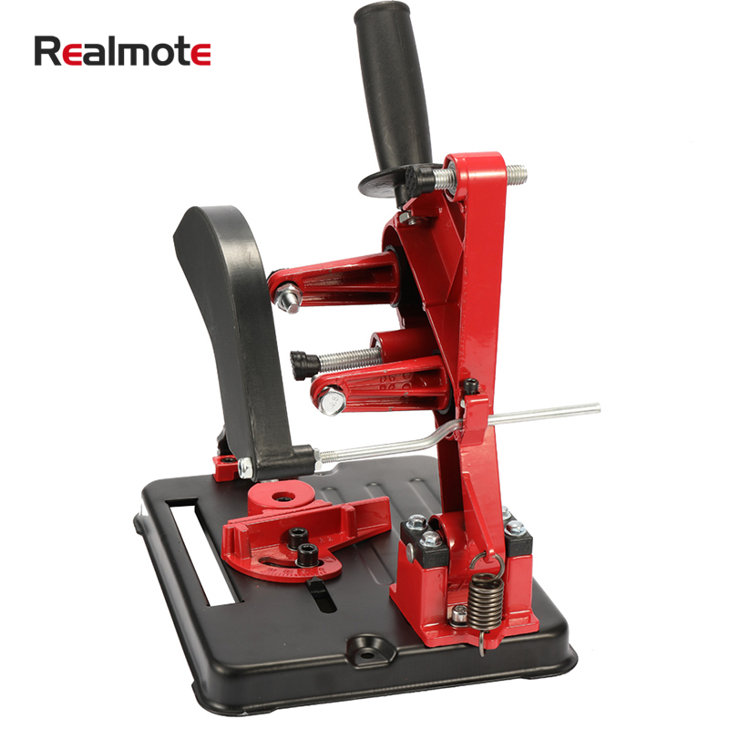 Electric Angle Grinder Drill Stand Fixed Multifunctional Bracket Holder Cutting Machine Hand Power Tool Part Accessory  None