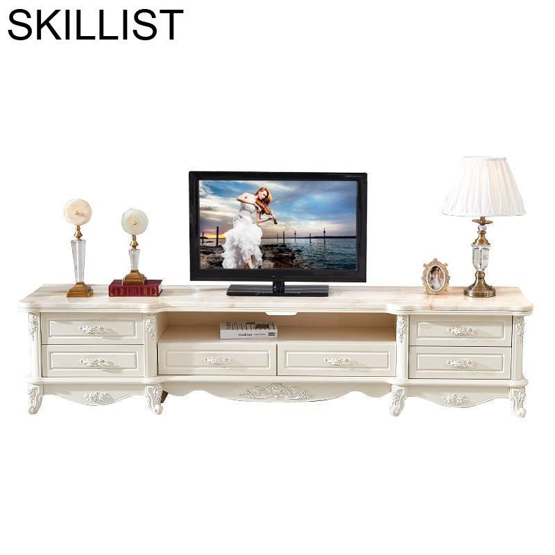 Sehpasi Meubel Mesa Unit Meja Tele China Lcd Kast Standaard European Wood Meuble Monitor Living Room Furniture Table Tv Stand
