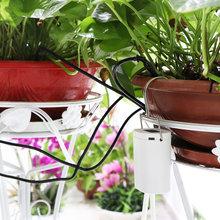 Inteligentna maszyna do podlewania akumulator automatyczny zegar nawadniania rośliny System wodny narzędzie do nawadniania dla domu rośliny doniczkowe tanie tanio Intelligent Watering Z tworzywa sztucznego