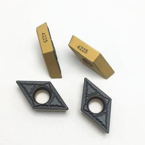 Image 1 - Ferramenta de torneamento dcmt11t308 pm 4225 dcmt11t304 pm 4225 carboneto de torneamento interno ferramenta inserção dcmt 11t304 dcmt 11t308 ferramenta de trituração