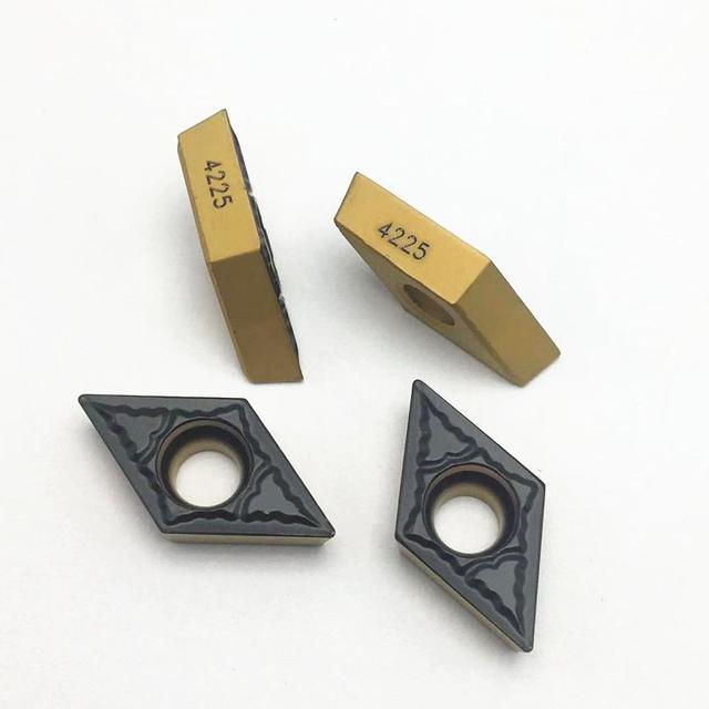 Ferramenta de torneamento dcmt11t308 pm 4225 dcmt11t304 pm 4225 carboneto de torneamento interno ferramenta inserção dcmt 11t304 dcmt 11t308 ferramenta de trituração