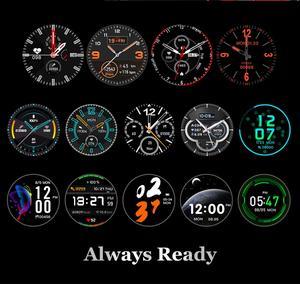 Image 3 - Смарт часы FIFATA для мужчин и женщин, умные часы DT78 с пульсометром, тонометром, кислородом, PK Huawei GT 2, Amazfit GTR