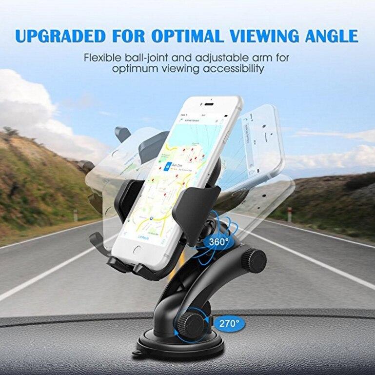 Duda Mobiele Telefoon Accessoires Universele Auto Houder Stand Ondersteuning Smartphone Auto Dashboard Mobiel Mount 3
