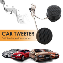 Car Tweeter Speaker Auto Audio High-Frequency Dome 4ohm Classic 500W Texture Multi-Functional