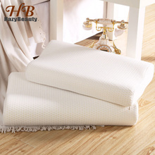 60x40cm Adult Slow Rebound Memory Foam Pillow Cervical Orthopedic Neck Healthcare Bed Pillows for Sleeping  Almohada Ortopedica