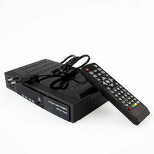 DVB-T2 + S2 TV Tuner Set Top Box Wi-Fi USB 2,0 HD 1080P für Fernsehen Rezeptor Set-top boxen H.264 Satellite TV Receiver Tuner(China)