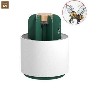 Image 1 - Najnowszy Youpin Sothing przenośny środek odstraszający komary Killer zmywalny wymienny kabel USB bezdymny bezwonny do inteligentnego domu
