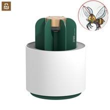 Repelente para mosquitos portátil Youpin, lavable, extraíble, cable USB, sin humo, inodoro, para casa inteligente