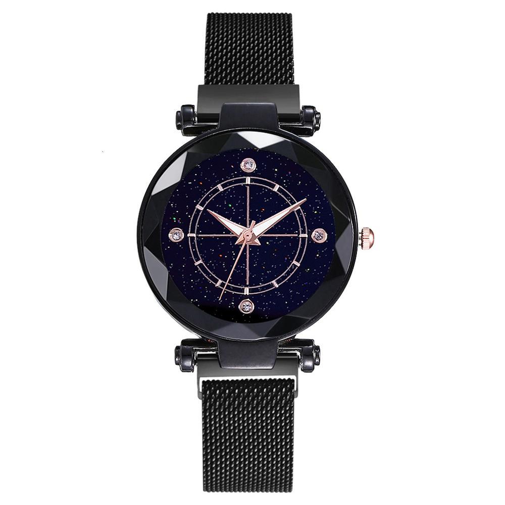 Fashion Starry Sky Watch Women Watches Top Sale Magnetic Ladies Bracelet Watch Quartz Wristwatches Female Clock Relogio Feminino