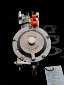 Image 3 - 170F Dual Fuel Carburetor for Gasoline Generator LPG NG Propane CONVERSION Hybrid 2.8KW GX200 +  Scarf as Gift, TONCO Brand