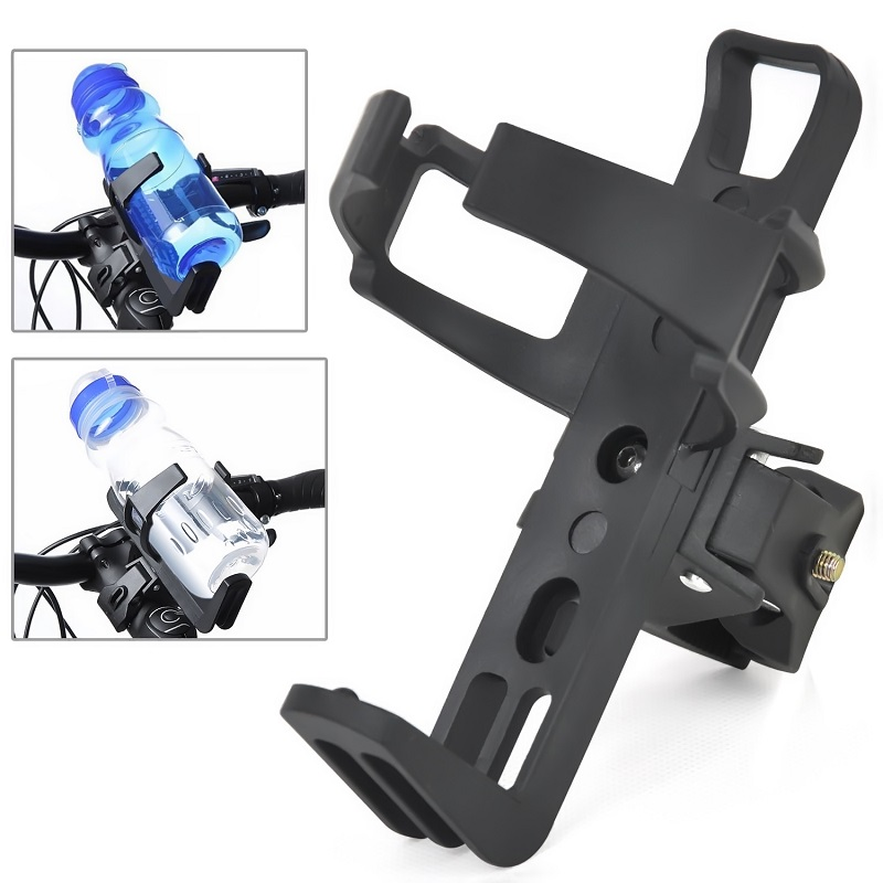 New Aluminum Alloy Bike Outdoor MTB Bicycle Bottle Rack Holder Folding Bike Cages Cycling Water Cage Bottle Drink Holder Carrier