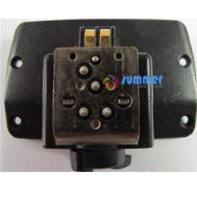 Envío Gratis SB 600 partes Zapata de flash base para Nikon SB600 zapato caliente Speedlight Flash SB600 Hotshoe Base genuino de reparación de la parte