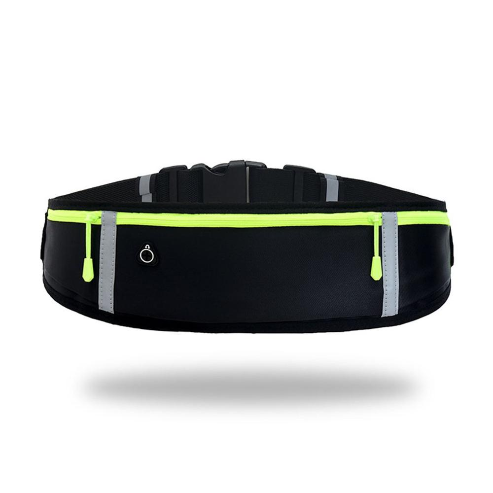 Durable Comfortable Exquisite Breathable Waterproof Sports Running Waist Pack Outdoor Pouch Belt Bag