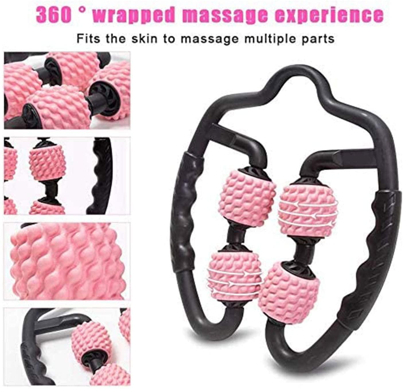 roda de eva da bola da massagem