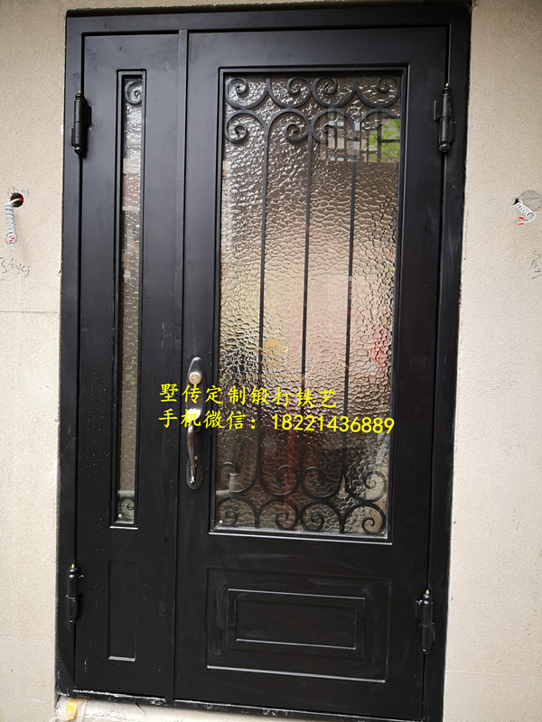 Hench 12 Gauge Iron Doors