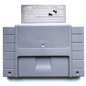 Image 5 - FF V  with box for snes game cartridge