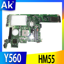DAKL3AMB8G1 DAKL3AMB8D0 DAKL3AMB8E0 For Lenovo Y560 laptop motherboard HM55 DDR3 HD5650M 1GB