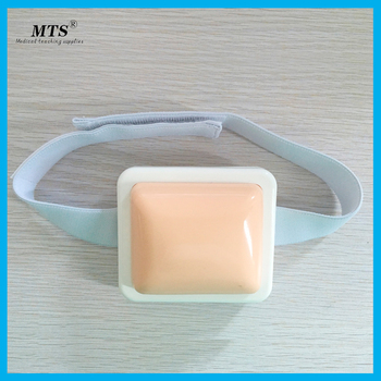 Nurse Training Equipment Injection Exercise Machine Nurse Exercise Pad Sponge Insulin Exercise Pad Medical Teaching arm artery puncture and intramuscular injection training model injection puncture bix hs5 w137