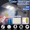 Smuxi 360 Вт/240 Вт/120 Вт светодиодный уличный светильник IP65 на солнечных батареях  постоянно яркий индукционный солнечный датчик с дистанционным...