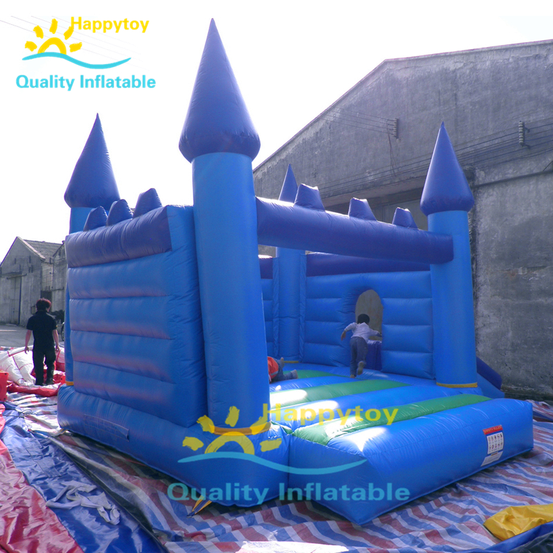 Crazy And Excited Air Bounce House Castles Combo Inflatable Bouncer Commercial Bouncing Unicorn Bouncy Castle With Slide