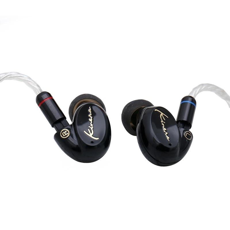KINERA SEED 1DD With 1BA Driver Hybrid In Ear Earphones Earbud HIFI DJ Monitor Earphone Running Sport Earplug Headset Earbud 1