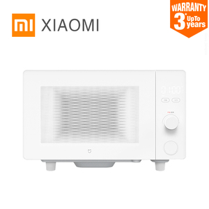 Image 1 - XIAOMI MIJIA Microwave Ovens Pizza oven Electric bake microwave for kitchen appliances stove Air Grill 20L Intelligent control