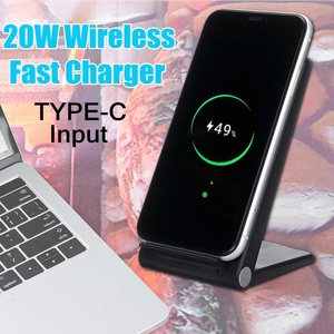 LEORY Qi Wireless Charger 20W