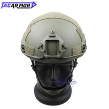 Helmet Combat Military Tactical Fast-Ballistic Bullet-Proof Aramid IIIA NIJ Training