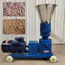 Fabryka cena peleciarka granulatu ze stali nierdzewnej, wysokiej jakości królik kurczak pasza dla zwierząt maszyna do peletowania