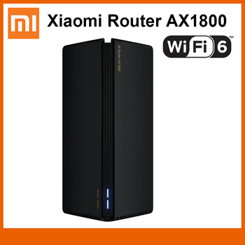2020 Xiaomi Router AX1800 Qualcomm Five-core Wifi6 2,4G 5,0 GHz Full Gigabit 5G Dual-frequency Home Wall-penetrating King