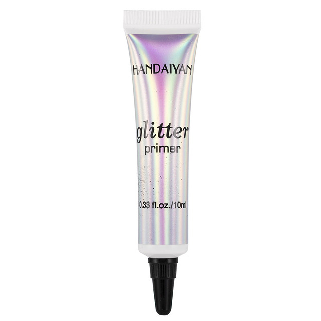 HANDAIYAN Classic Lip Eye Glitter Primer Sequined Primer Makeup Cream Waterproof Sequin Glitter Eyeshadow Glue Korean Cosmetics 5