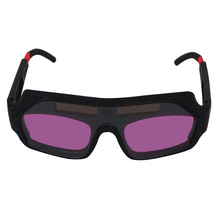 1Pcs Solar Darkening Welding Goggle Safety Protective Welder Glasses Mask with Adjustable Shade Eyes Goggles Mask head mounted welding helmet black against ultraviolet ray protective mask pc safety headgear face shield mask glasses