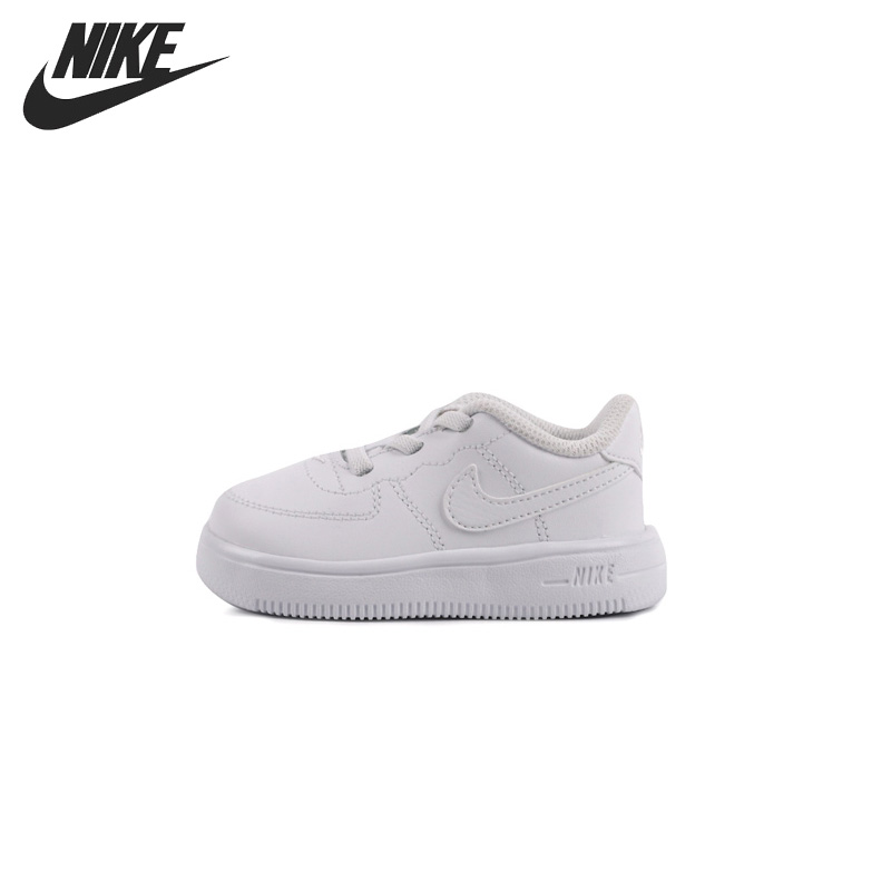 Original New Arrival NIKE FORCE 1 18 (TD) Kids shoes Children Sneakers