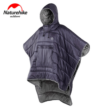 Multi Purpose Mobile Sleeping Bag Portable Wearable Winter Thermal Coat Cloak Outdoor Camping Hiking Accessories