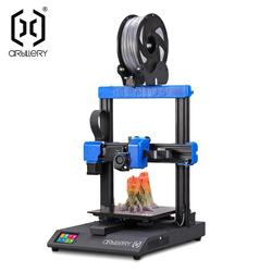 2019 Nieuwe Artillerie genius 3d-printer I3 hoge precisie desktop dual z-as tft-scherm 95% integriteit