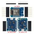 1 шт. WeMos D1 Mini Pro V3.0 NodeMcu 4 мб/16 мб байт Lua WIFI интернет вещей макетная плата на основе ESP8266 CH340G Nodemcu V2