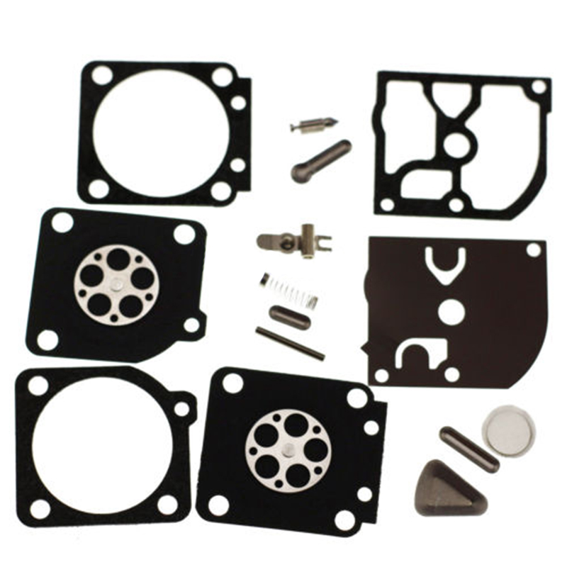 Carburetor Carb Repair Kit For Stihl 020 020T MS191 MS192T MS200T Chainsaw Membrane Gasket Needle For Zama RB-69, 1129-007-1062