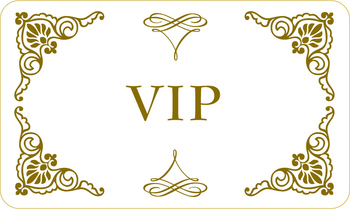 Exclusive customized link for VIP customers