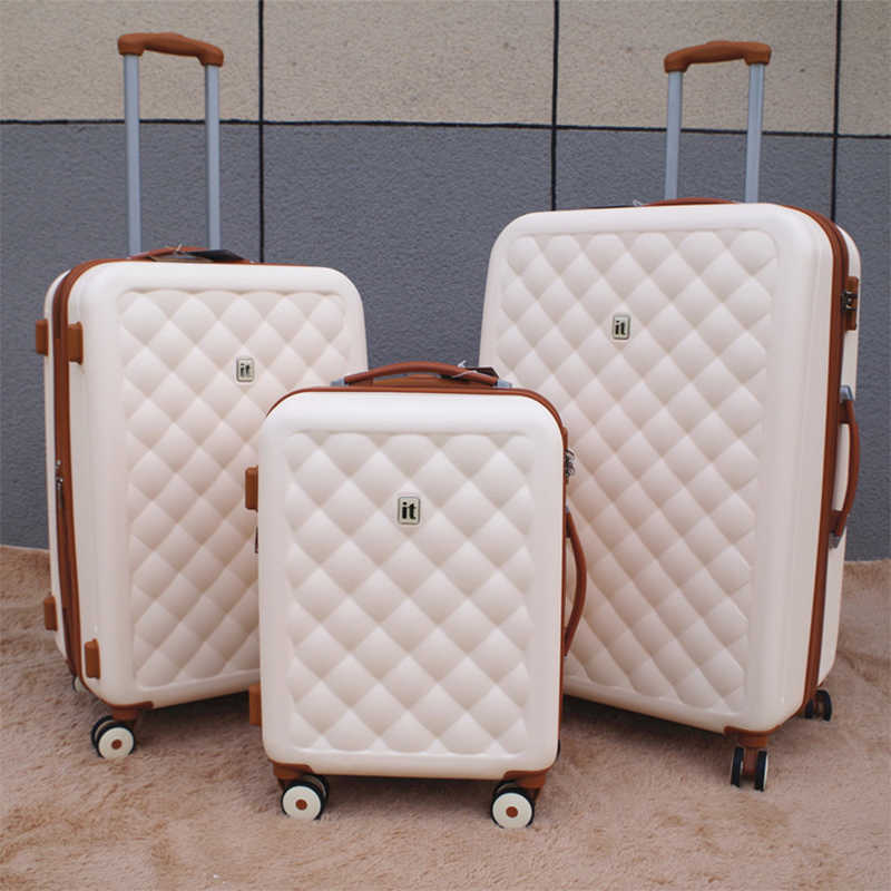 Modemerk Bagage Krasbestendig 20/25/29 Inch Verlengd Trolley Case Wachtwoord Ultra Light Fairy Doos Reizen Koffer