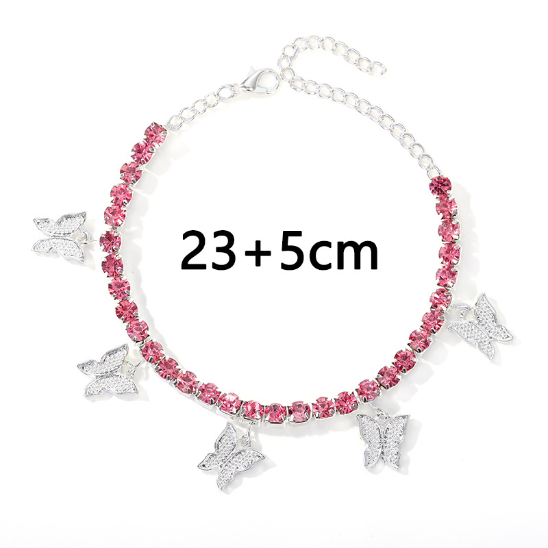 PinkZirconSilver23cm