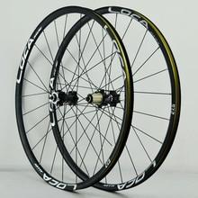 Pasak Mtb Wheelset 26 27.5 29er 700C Rims 24 Holes Straight Pull Disc Brake Smooth Bearing Front 2 Rear 4 Alu Ultralight Wheels