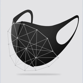 Protective Face Mask Dust Windproof Face Masks Washable Protective Mask Breathable Anti Pollution Flu Cover Mask Mouth Rouska
