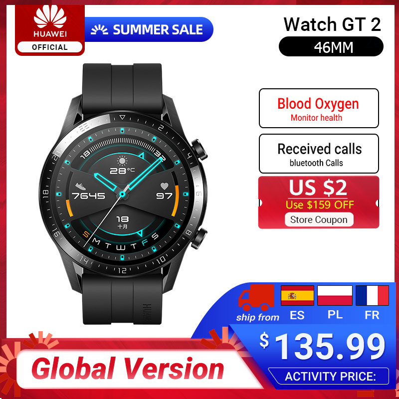 Global Version HUAWEI Watch GT 2