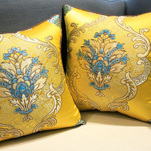 Decorative Cushion Cover Sofa Pillow Case Luxury Cushions For Home Decor Sofa Pillowcase