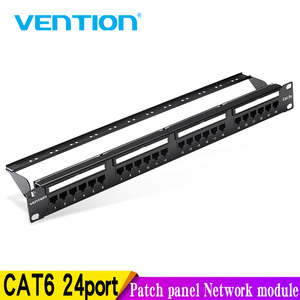 Vention 19in 1U Rack 24 Port C