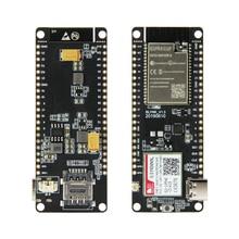 Módulo sem fio de antena ttgo, placa sim de módulo sim800l v1.3 esp32