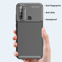 Luxury For Xiaomi Redmi Note 8 Pro Redmi Note 8 Case Soft Carbon fiber Back Cover Shockproof Case For Redmi Note 8T Cases xiaomi redmi note 8 case redmi note 8 pro cover soft tpu back cover wallet leather flip case for xiomi xiaomi redmi note 8t case