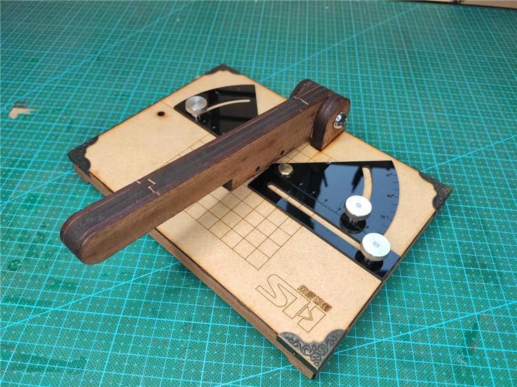 1Pc Mooring Tools Portable Wooden Mooring Tools Sailing Model Fixed Tool for DIY