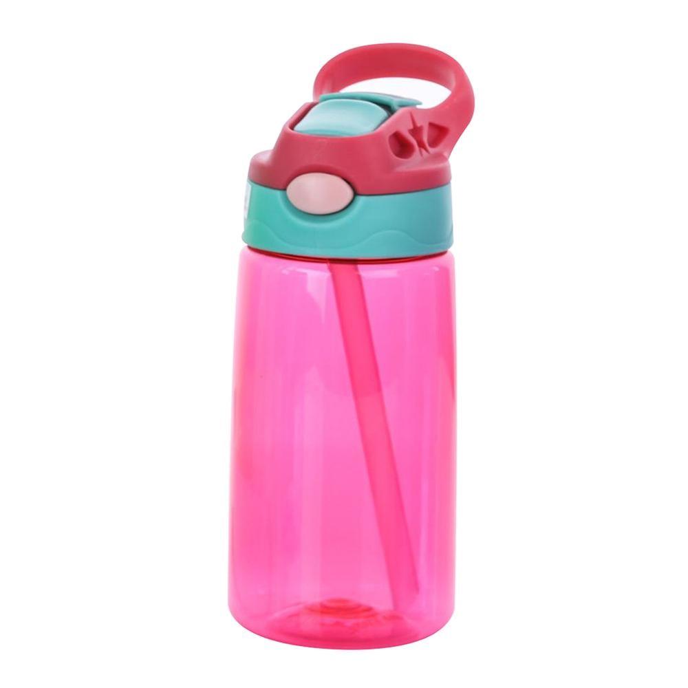 500ml Plastic Portable Kettle Outdoor Travel Sport Leakproof Harmless Straw Drinking Water Bottle|Water Bottles| |  - AliExpress